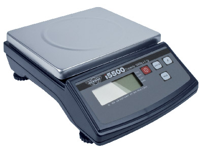 My Weigh Ib-5500 5.5kg Digital     Table Top Scale