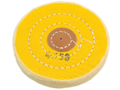 Stitched Yellow Mop 4x 12
