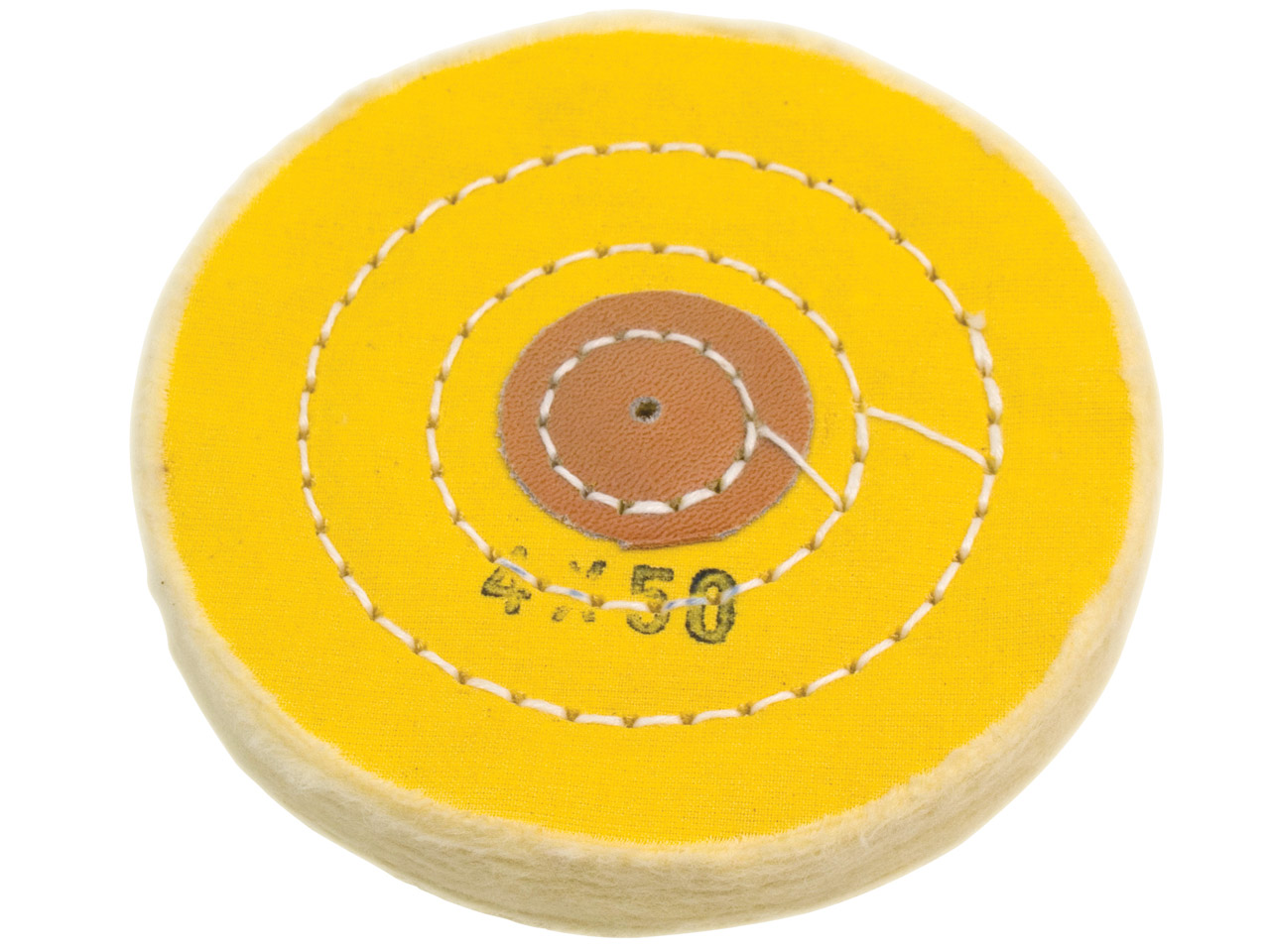 Stitched Yellow Mop 4