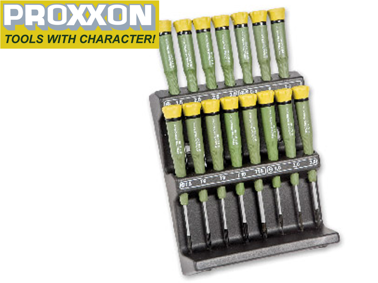 Proxxon Micro Screwdrivers
