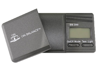 On Balance DX-350 Pocket Scale 350g X 0.1g