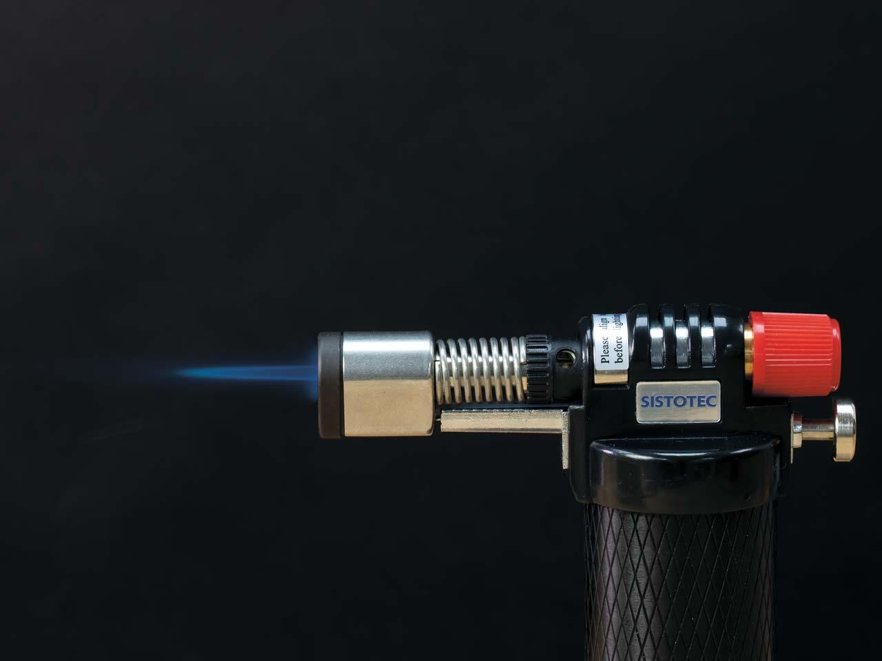 Solder-Tec Jeweller/'s Handheld Soldering Blow Torch Max 1300°C Temp