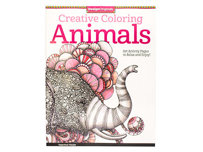 Creative Colouring Animals