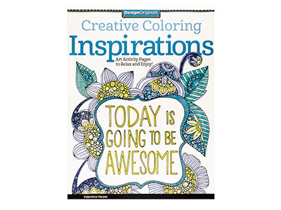 Creative Colouring Inspirations