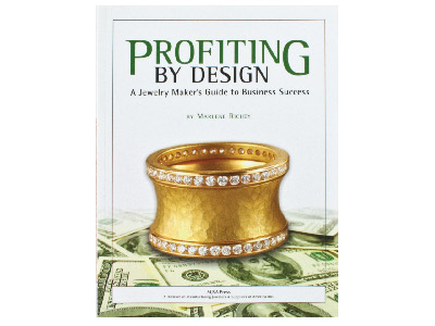 Profiting By Design, A Jewellery   Makers Guide To Business Success  By Marlene Richey