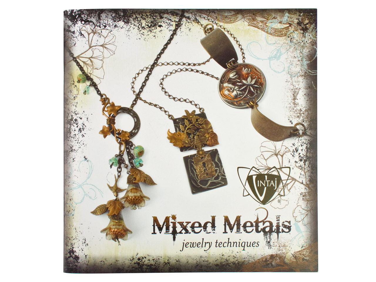 Vintaj Mixed Metals Jewellery      Techniques