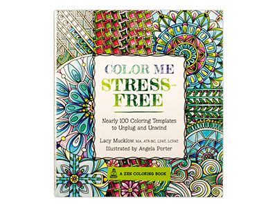 Colour Me Stress-free By Lacy      Mucklow