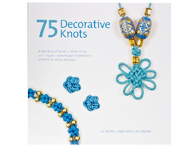 75 Decorative Knots By Laura       Williams And Elise Mann