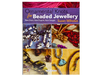 Ornamental Knots For Beaded        Jewellery By Suzen Millodot