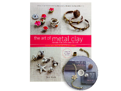 The Art Of Metal Clay By Sherri    Haab With Bonus Dvd