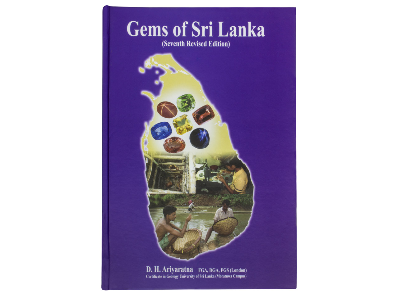 Gems Of Sri Lanka, Seventh Edition By D H Ariyaratna