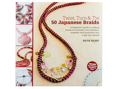 Twist, Turn And Tie - 50 Japanese  Braids By Beth Kemp