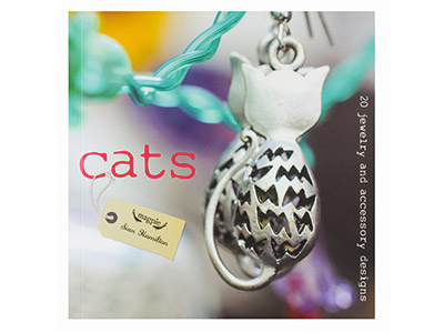 Cats 20 Jewellery And Accessory    Designs By Sian Hamilton