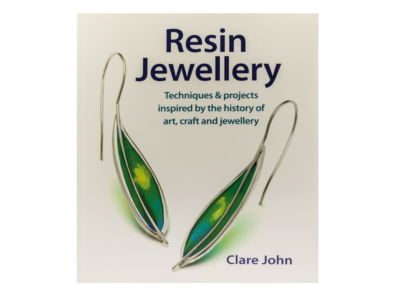 Resin Jewellery By Clare John