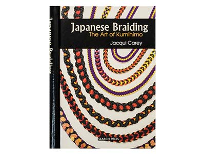 Japanese Braiding The Art Of      Kumihimo By Jacqui Carey