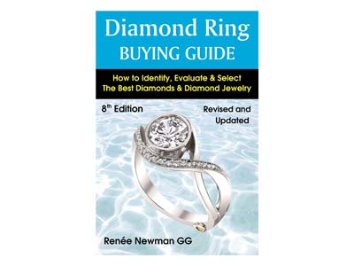 Diamond Ring Buying Guide: How To  Identify, Evaluate And Select The  Best Diamonds And Diamond Jewelry