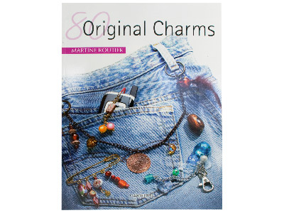 80 Original Charms By Martine      Routier