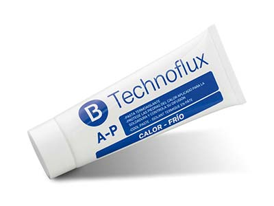 Technoflux Heat Insulating Paste   120ml