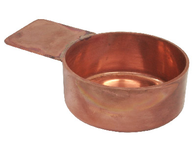 Copper Pan 3 Diameter