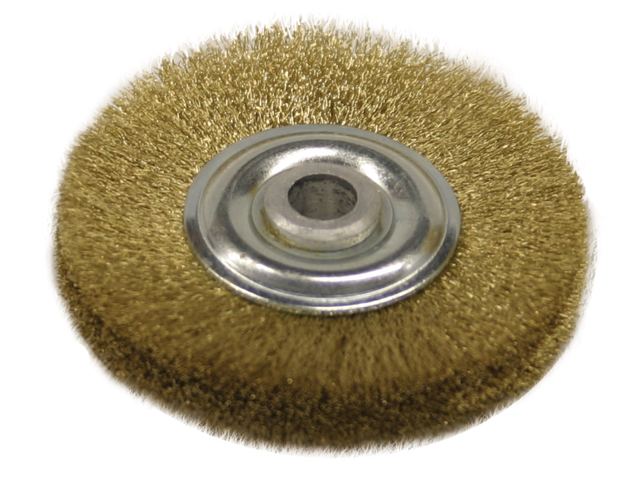 Brass Lathe Brush 2