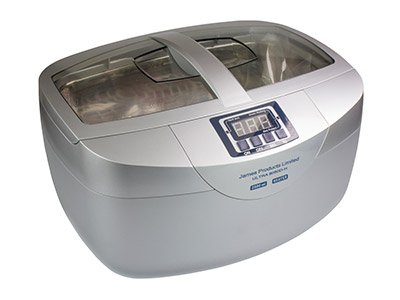 Ultra 8050 Heated Ultrasonic       Cleaner With Plastic Tray