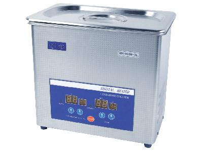 Ultrasonic 3 Litres With Basket, Digital Timer & Heater