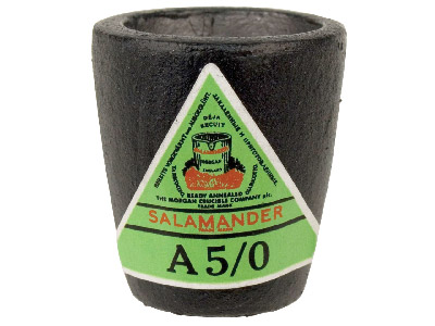 Salamander A50 Super Graphite     Crucible