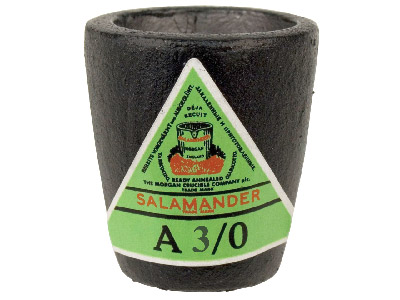 Salamander A30 Super Graphite     Crucible