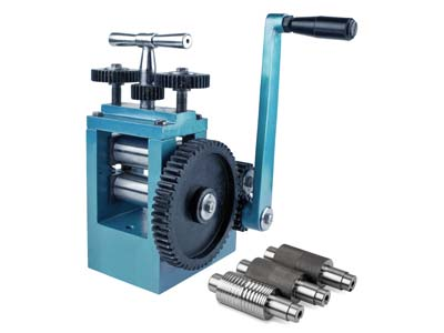 Combination Rolling Mill, With 5 Rollers, Cookson Value Range