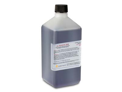 Ultrasonic 2000 Cleaning Fluid     1 Litre Concentrated With Ammonia  Un2735