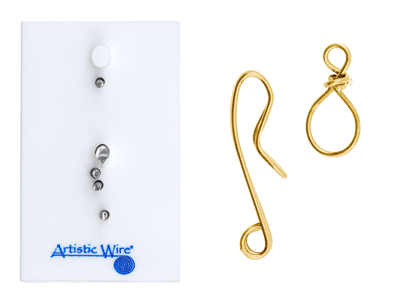Beadalon Artistic Wire Findings    Forms Hook And Eye Clasp Jig