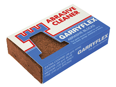 Abrasive-Rubber-Block,-Fine-Brown,-Gr...