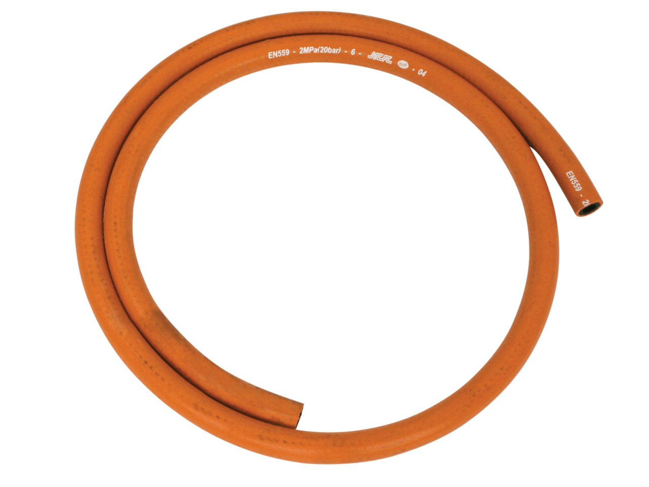Oxy/gas Hose For Gas Per Metre, No Fittings Included