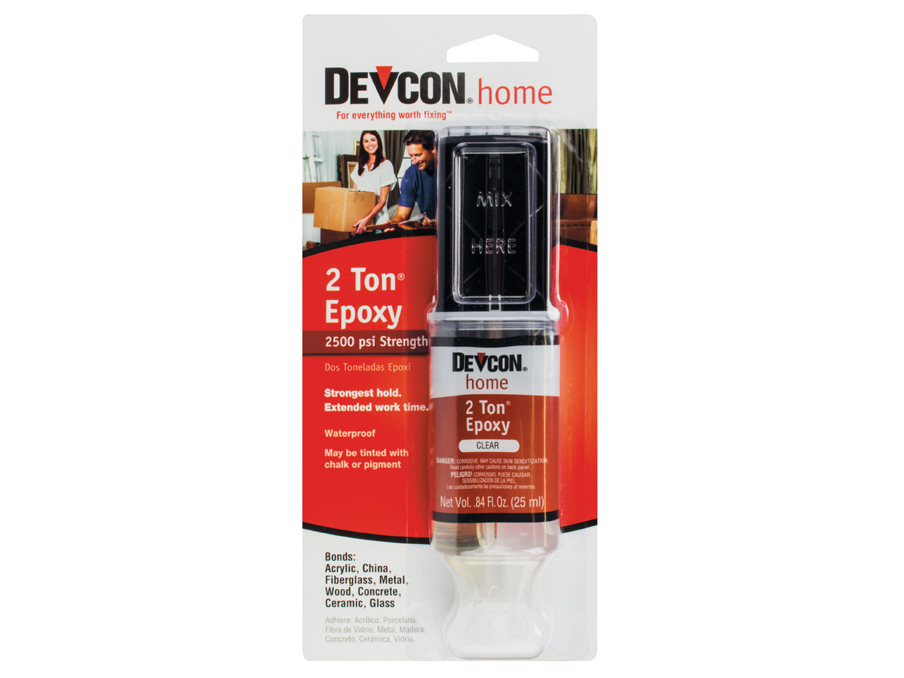 Devcon Epoxy Glue 25ml Tube Un3267