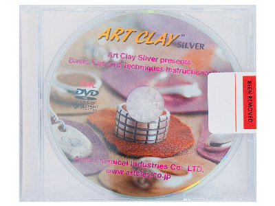 Art-Clay-Silver-Beginner-Dvd