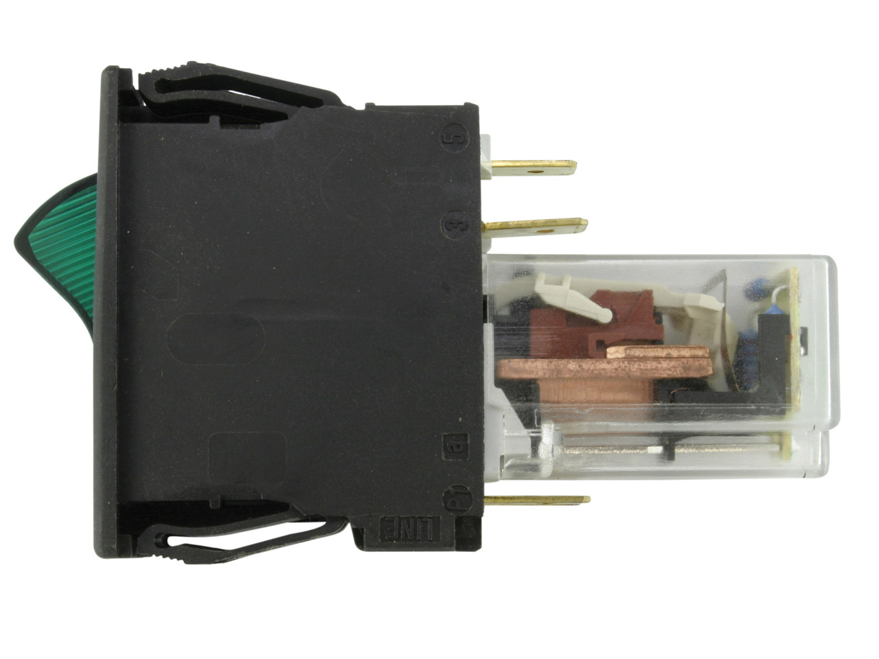 Microflame On/off Switch Model 30 5 Amp Circuit Breaker