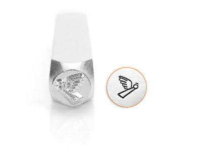 Impressart-Angel-Design-Stamp-6mm