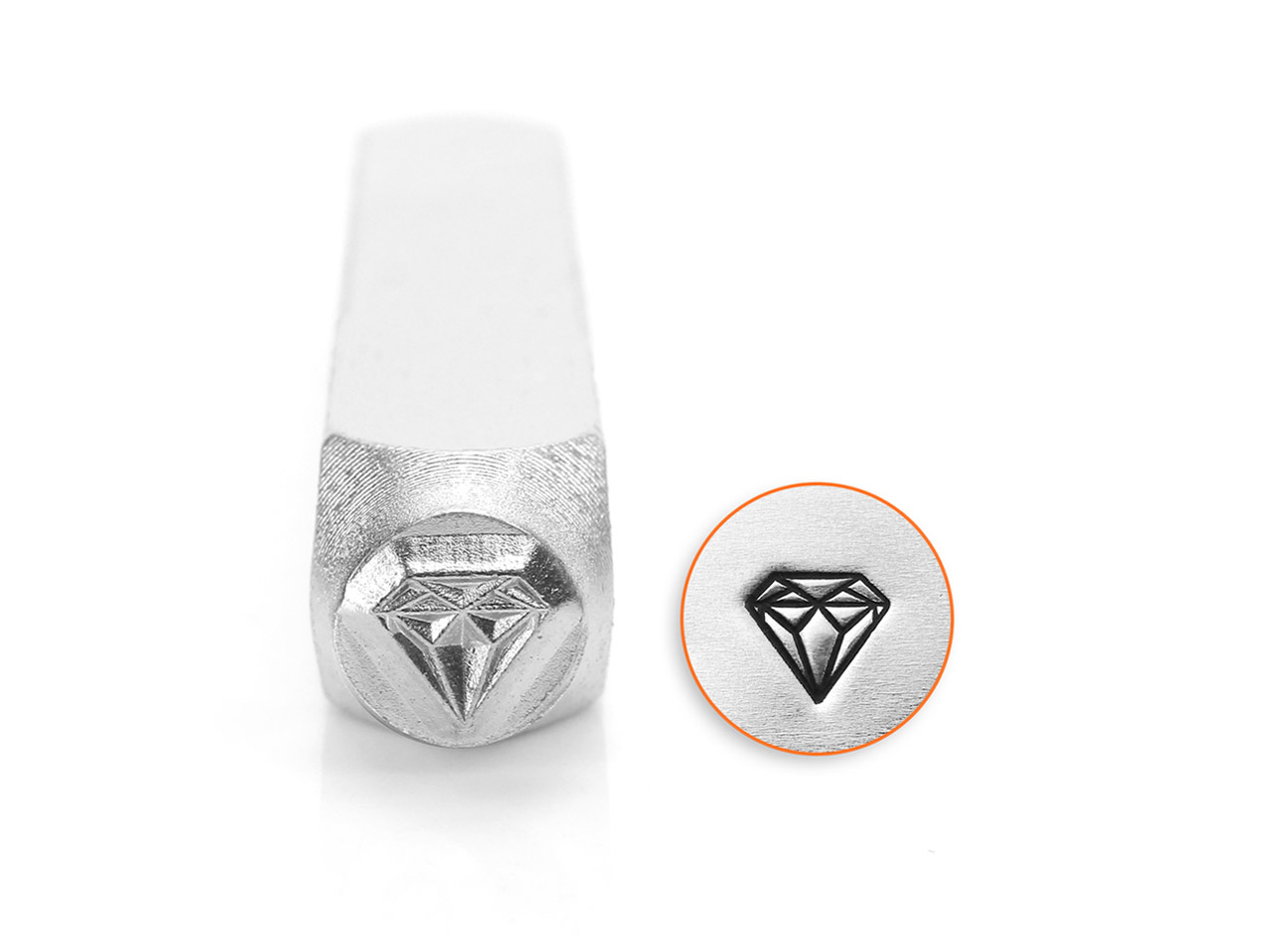 Impressart Diamond Design Stamp 6mm