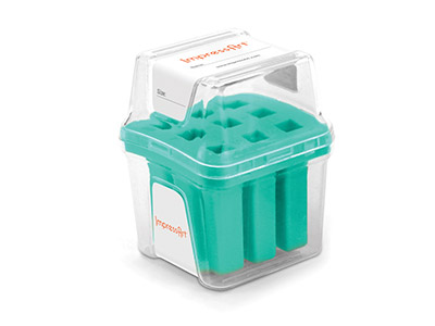 Impressart Number Stamp Storage    Case Teal 3mm