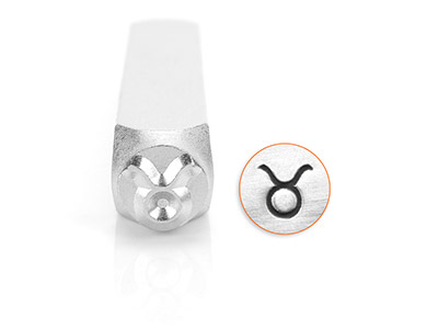 Impressart-Taurus-Design-Stamp-6mm