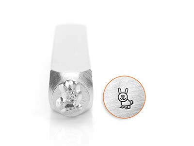 Impressart Rabbit Design Stamp 6mm
