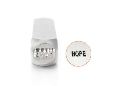 Impressart Hope Design Stamp 6mm