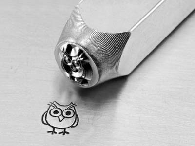 Impressart-Hootie-Owl-Design-Stamp-6mm