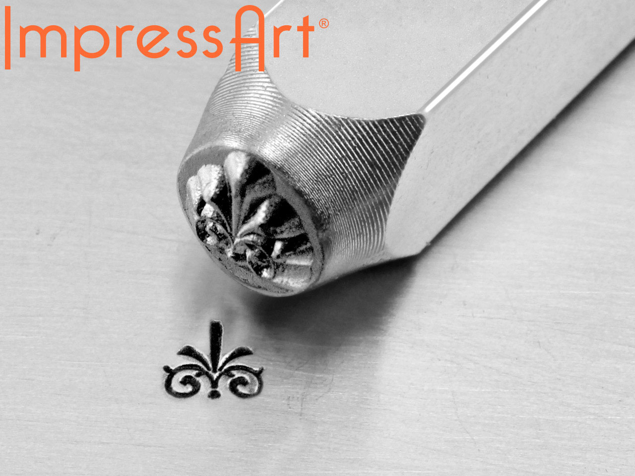ImpressArt-Border-and-Texture-Design-Metal-Stamping-Metal-Stamps-3mm-6mm thumbnail 8