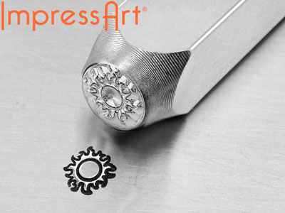 Impressart-Sun-Design-Stamp-6mm