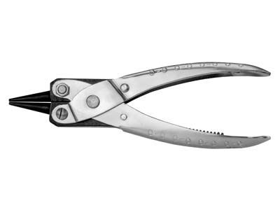 Classic Parallel Action Pliers     Round Nose 140mm