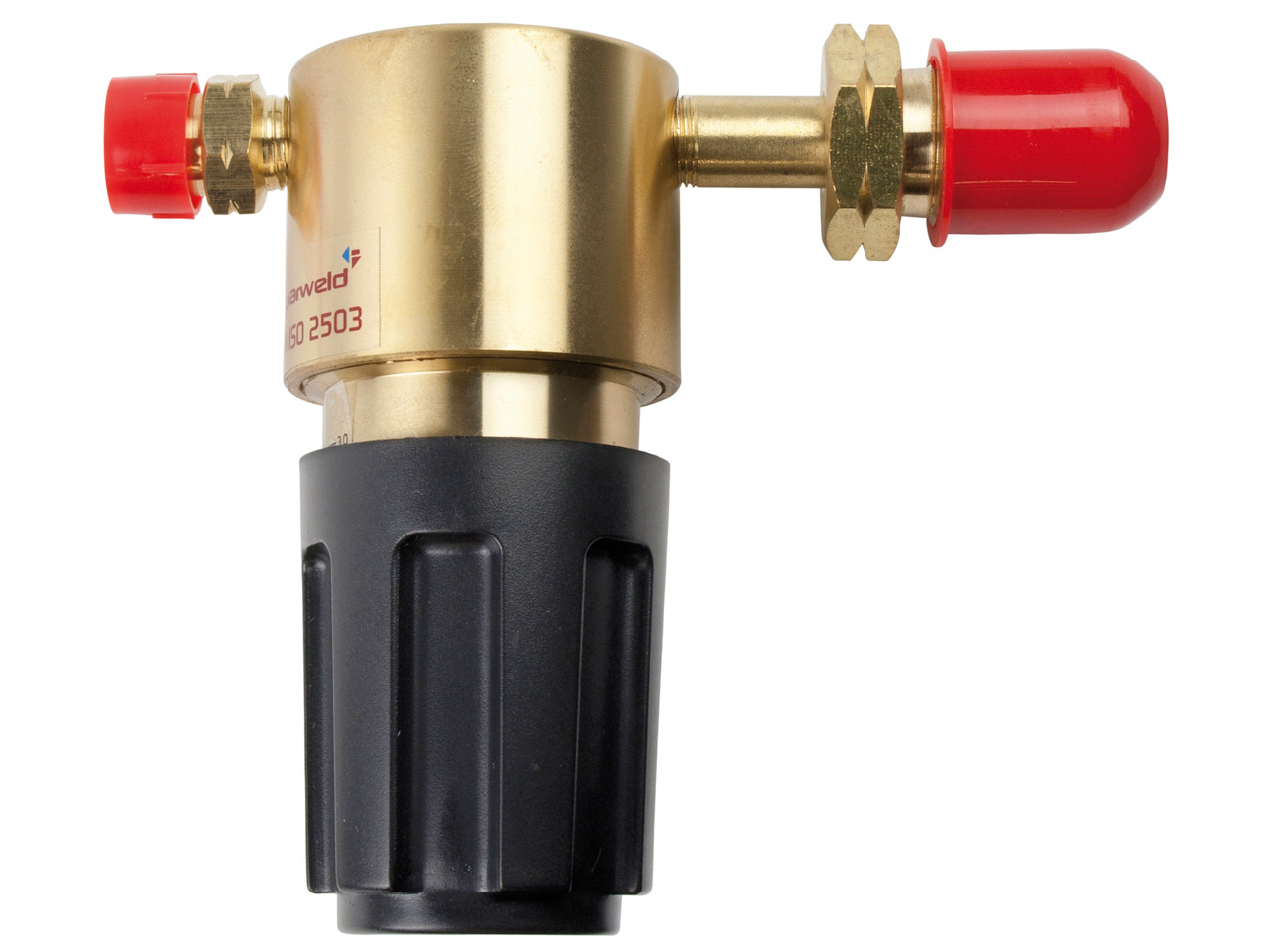 Propane Regulator Without Gauge