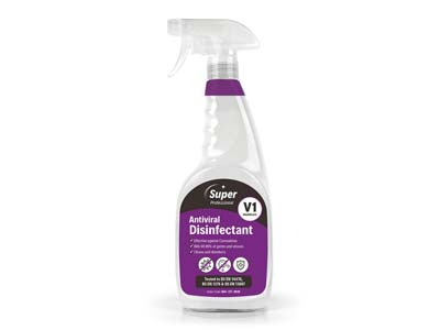 Antiviral Disinfectant Spray 750ml