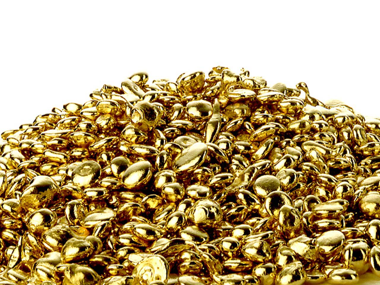 9ct Yellow Fairtrade Gold Casting  Grain