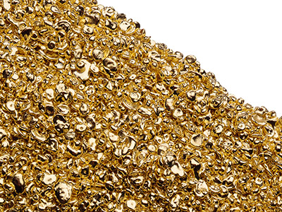 18ct Hcb Yellow Grain, 100        Recycled Gold